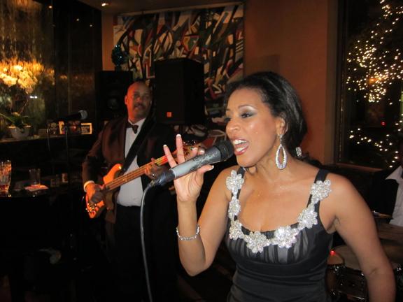 julie johnson houston singer