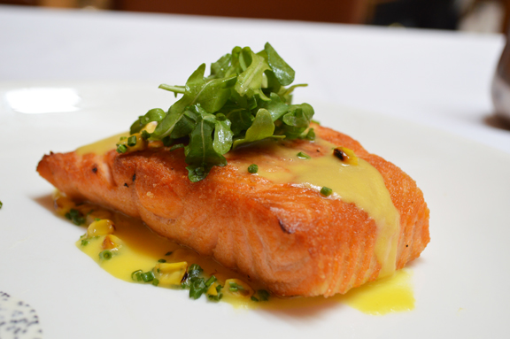 tazmanian salmon