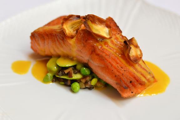 tasmanian salmon recipe houston